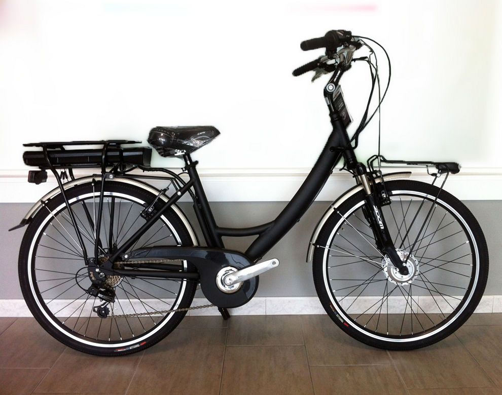 Ezzelina bici elettrica for Bici elettrica assistita