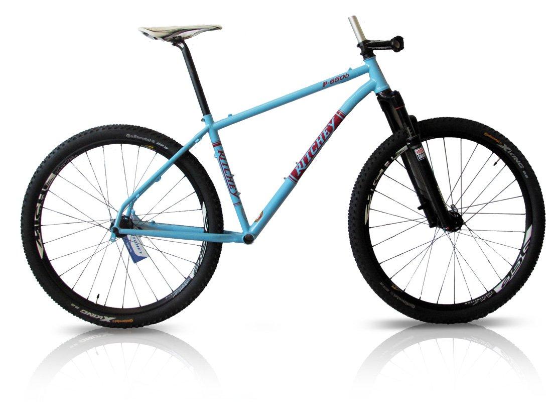 bici azzurra